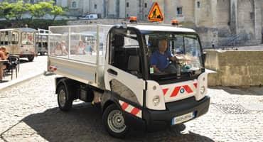 Goupil – elektrische voertuigen