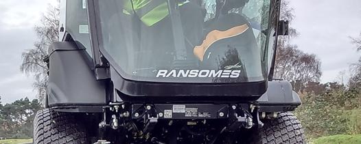 Ransomes blik op de toekomst