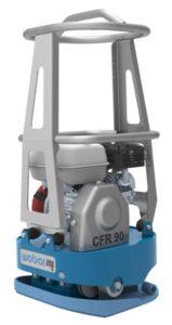 Weber-CFR-90 trilplaat