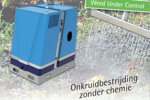 Nieuw binnen: WeedMaster-eM van Waterkracht